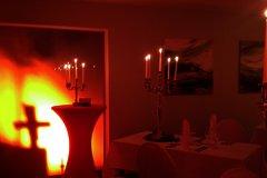 Romantisches Lichtambiente